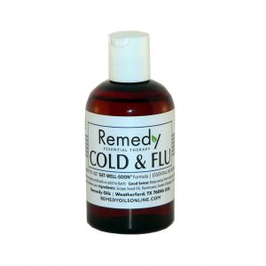 natural cold and flu relief